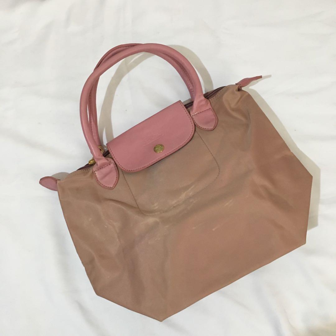 Dusty Pink Handbag