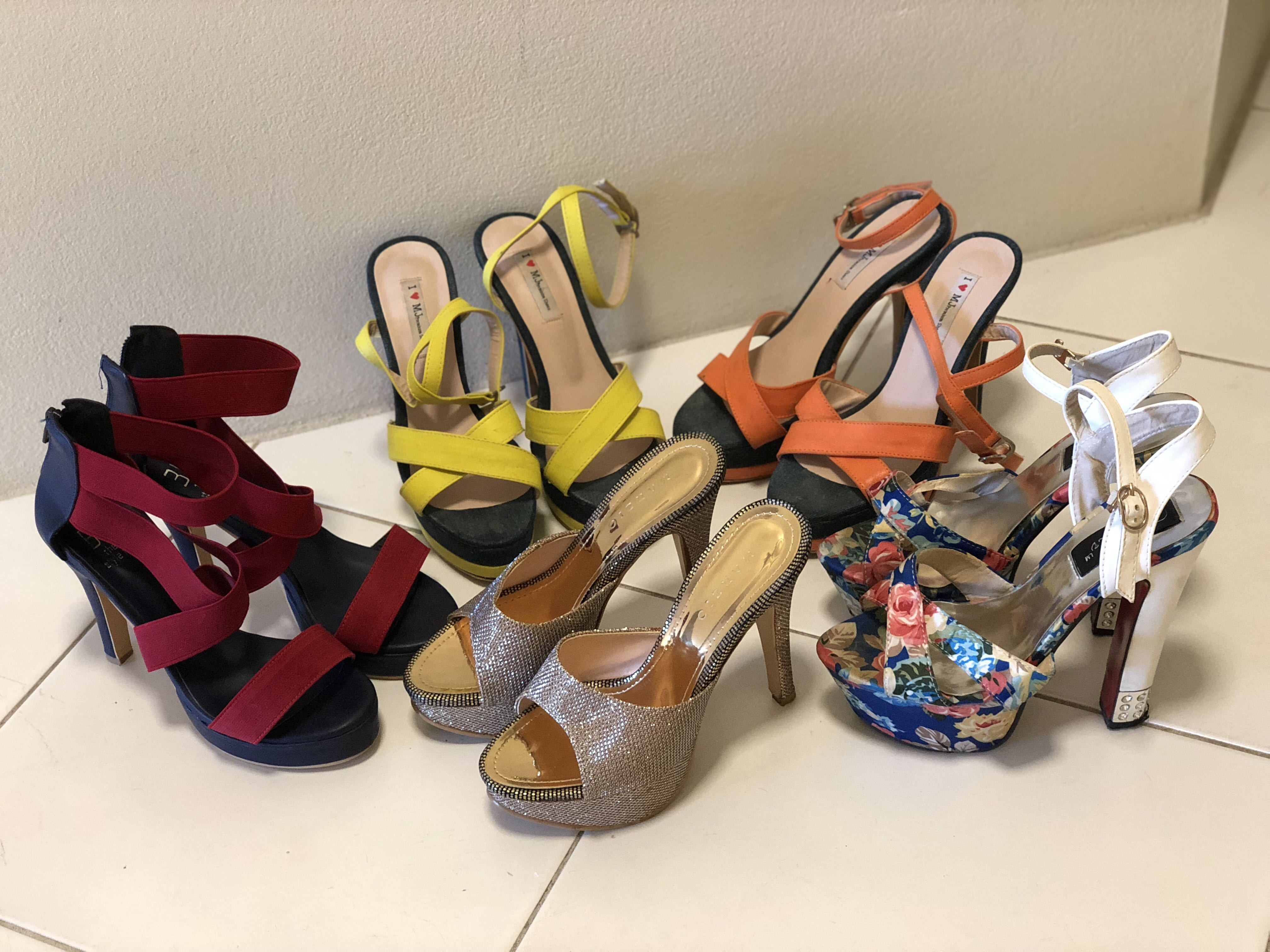 Fashion shoes sz6