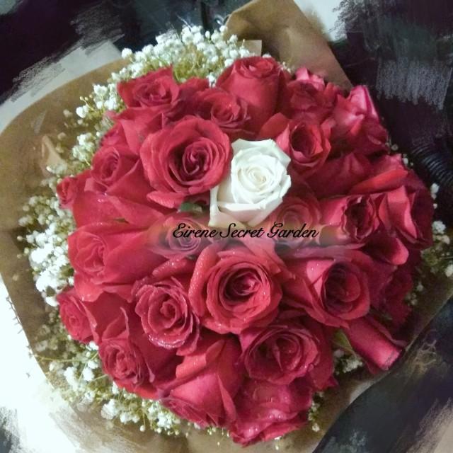 Flower bouquet/hand bouquet/birthday bouquet/proposal bouquet ...