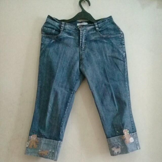 Futura jeans 3/8