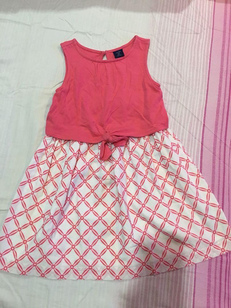 Gap Dress - Pink