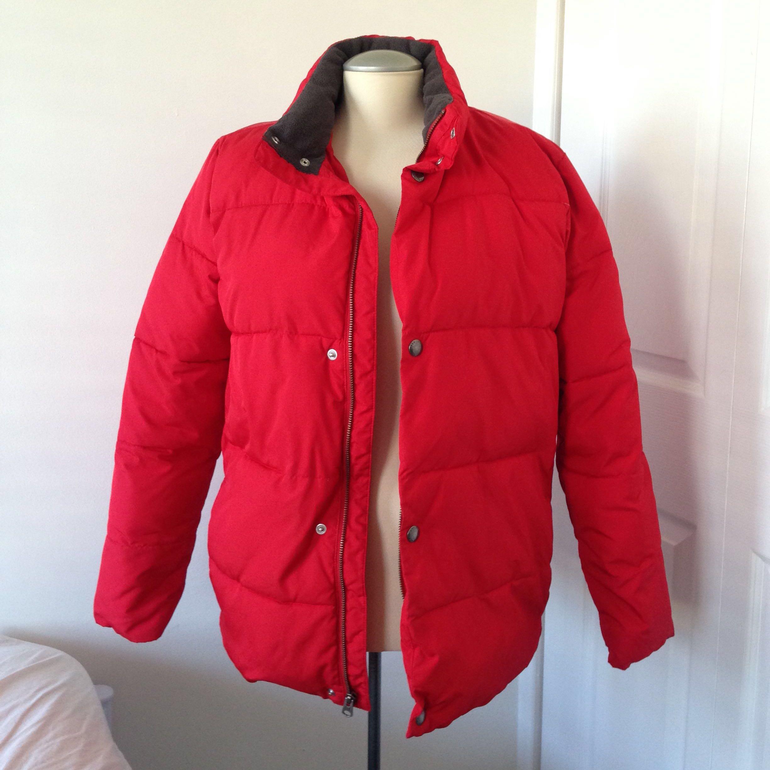 GAP red jacket