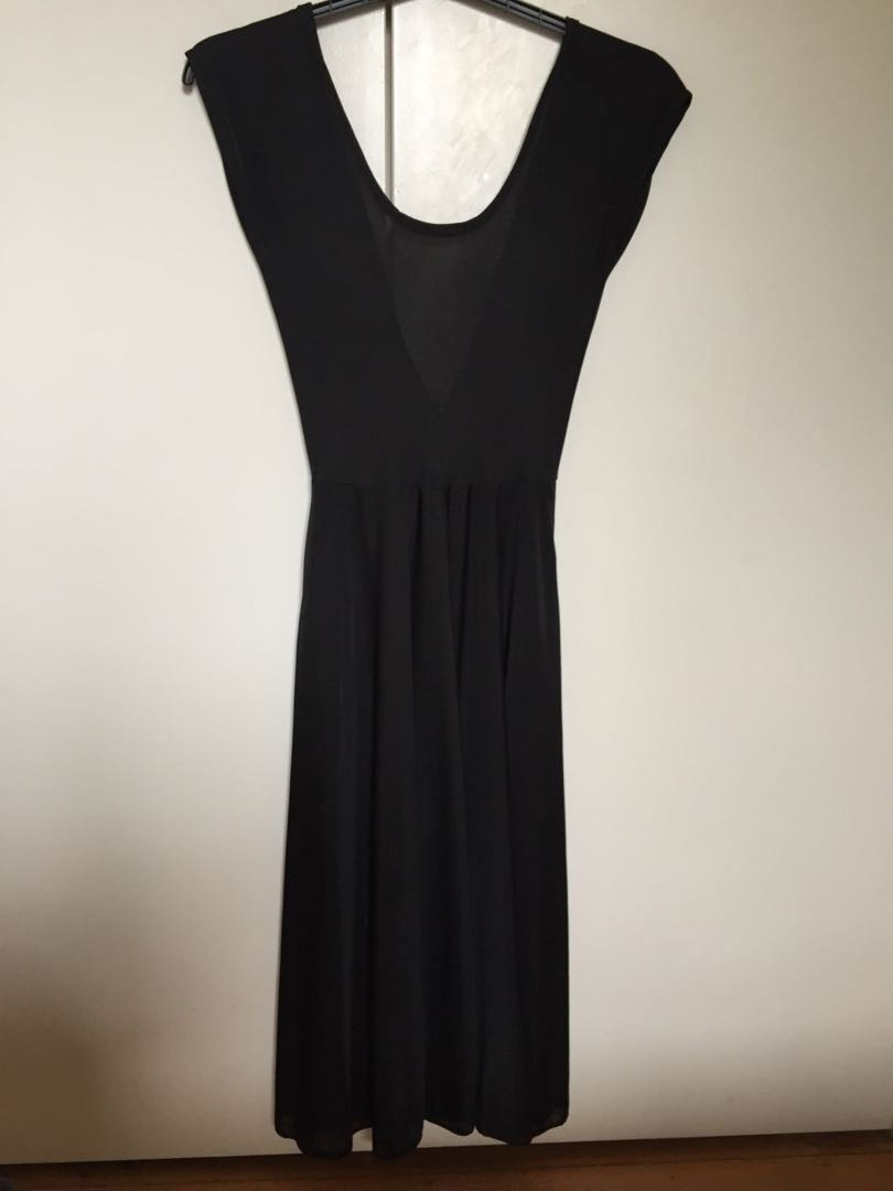 Geoff Bade size 10 dress with pockets