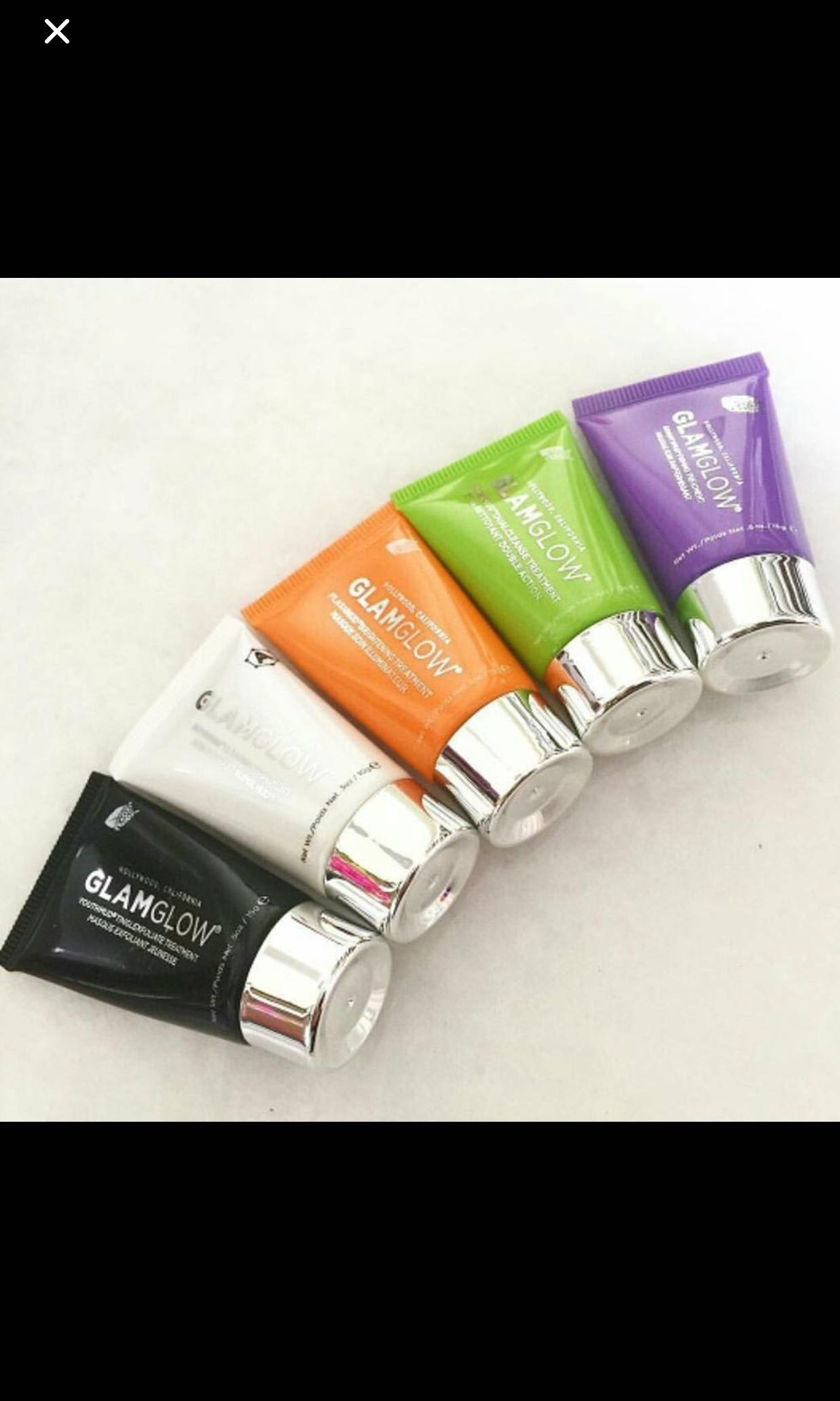 Glamglow Travel Size Tube 15gr 100% ORIGINAL!!!