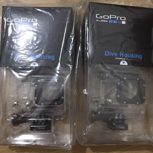 GoPro Hero 4 Dive Housing