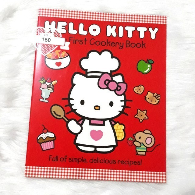 Hello Kitty Cookery Book