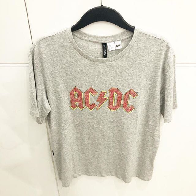 HnM acdc top