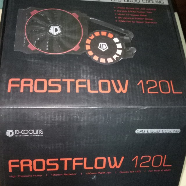ID Cooling Frostflow 120L-R