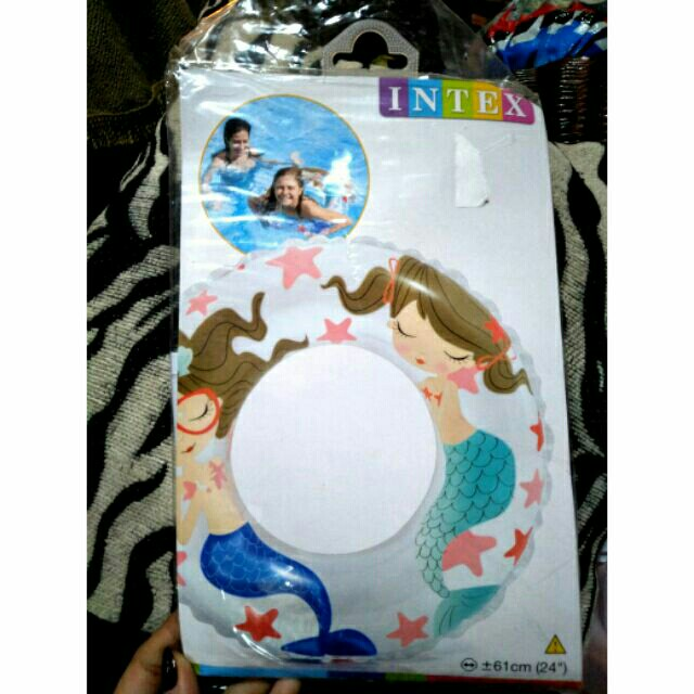 Intex floaters for kids