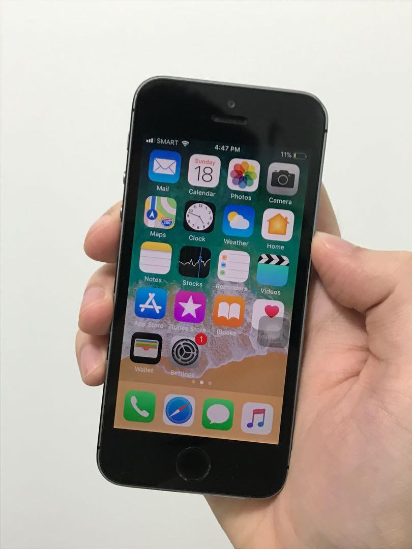 Iphone 5s Smartlocked