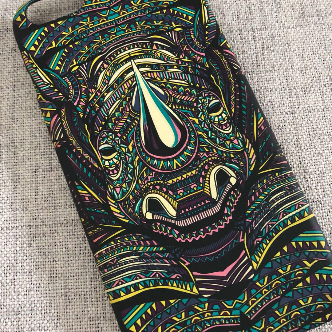 iPhone Neon Case