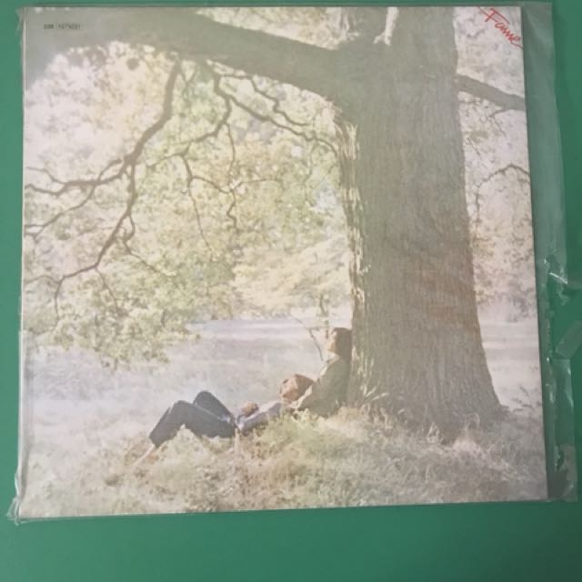 John Lennon Plastic Ono Band Vinyl