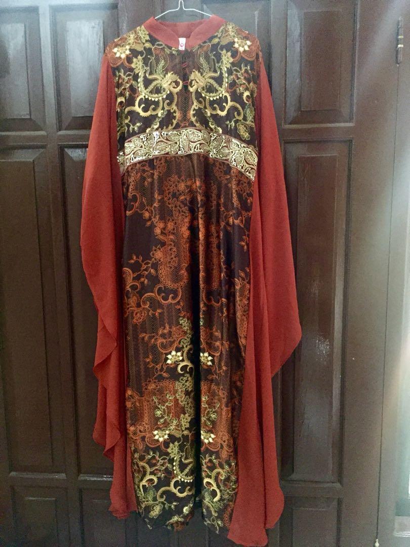 Kaftan Batik Butik
