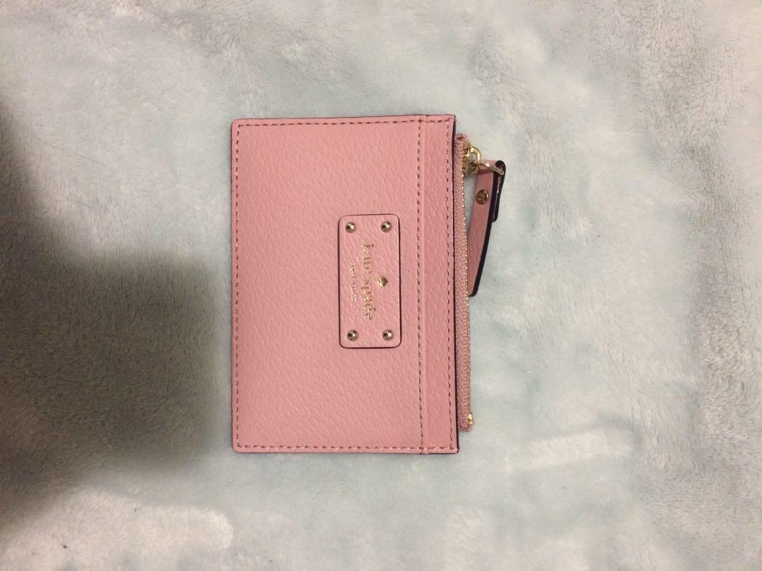 Kate Spade Card & Change wallet