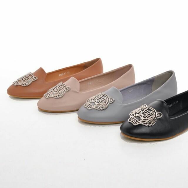 Kenzo Flat Shoes 2326