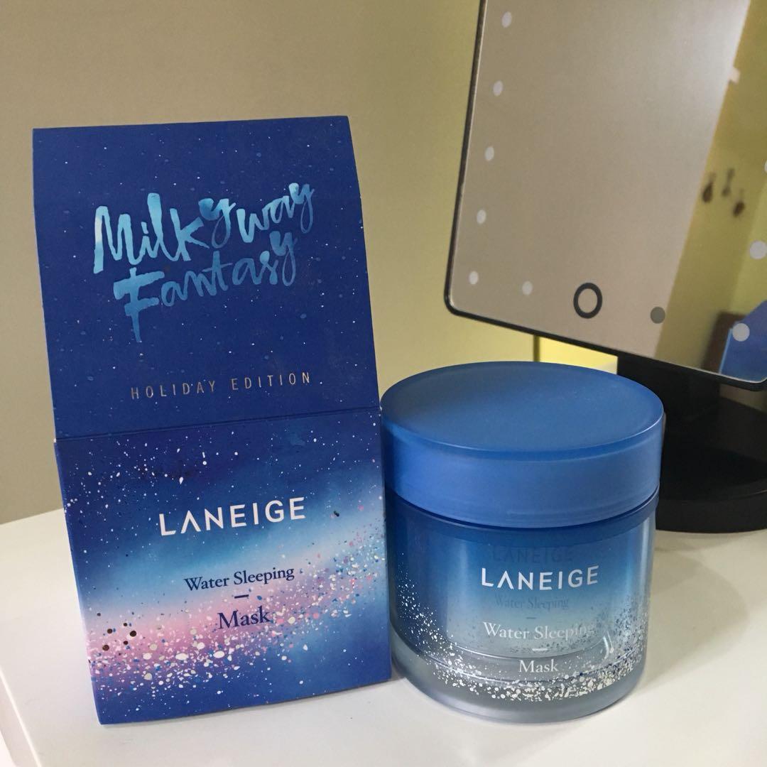 Laneige Water Sleeping Mask Holiday Edition