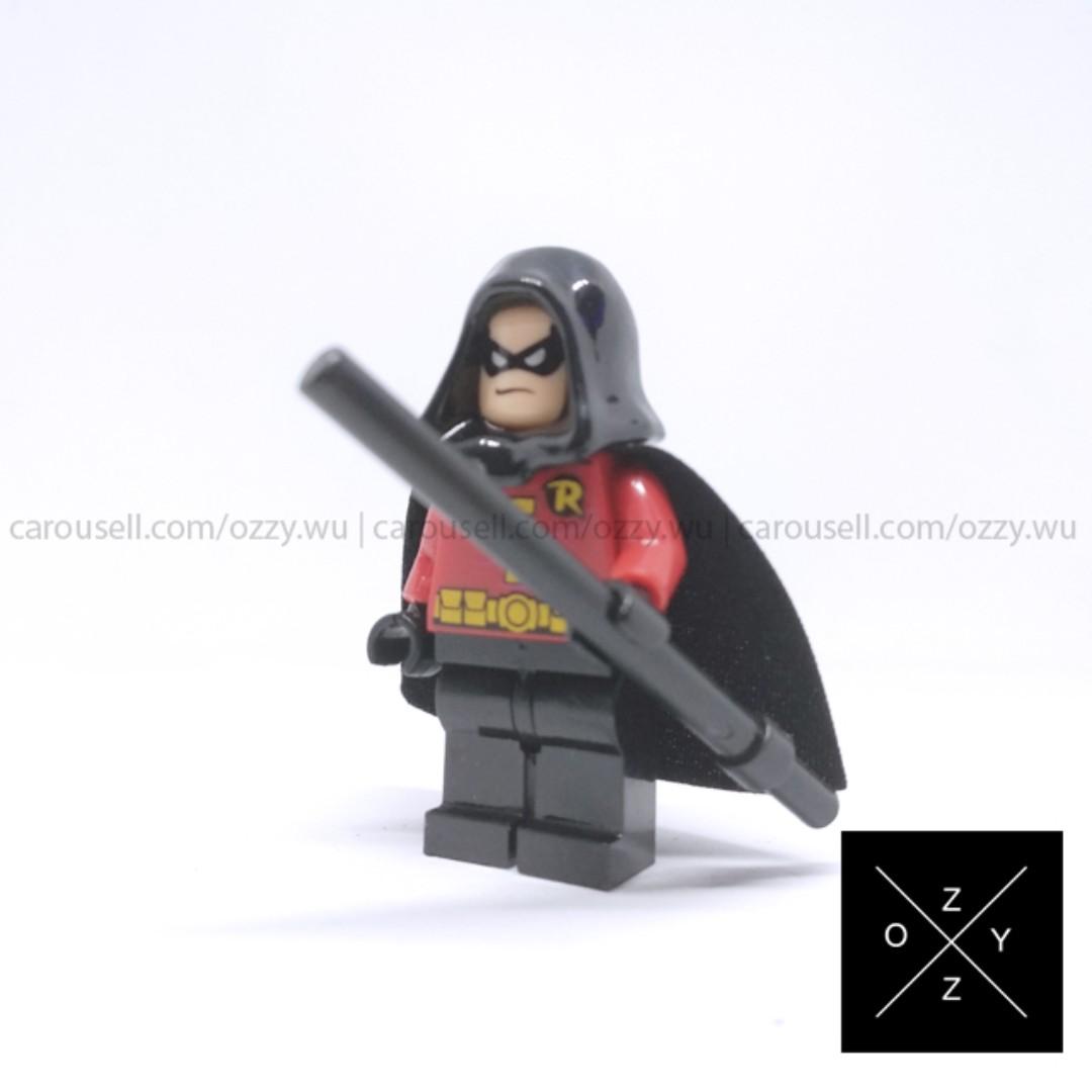 Lego Compatible DC Supeheroes Minifigures - Robin