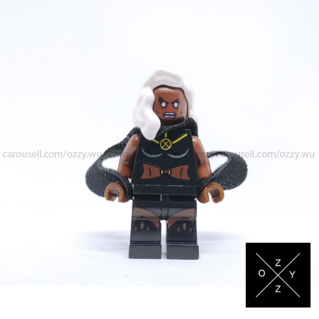 Lego Compatible Marvel Supeheroes Minifigures - Storm