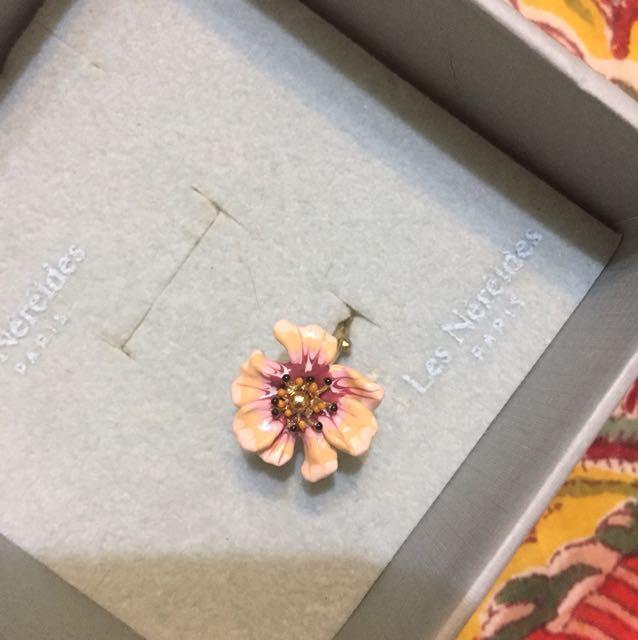 Les Nereides (二手)花朵珐瑯戒指