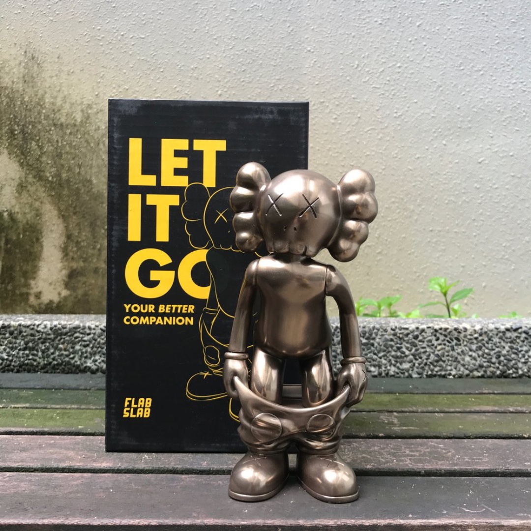 Let It Go - Cold Cast Edition  by FLABSLAB 全新未使用
