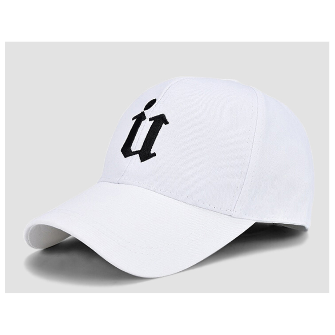 480c54b4 Letter U Premium Embroidered Snapback Fitted Baseball Cap, Men's Fashion,  Accessories on Carousell