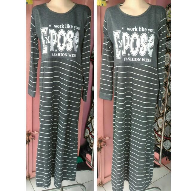 Long dress abu