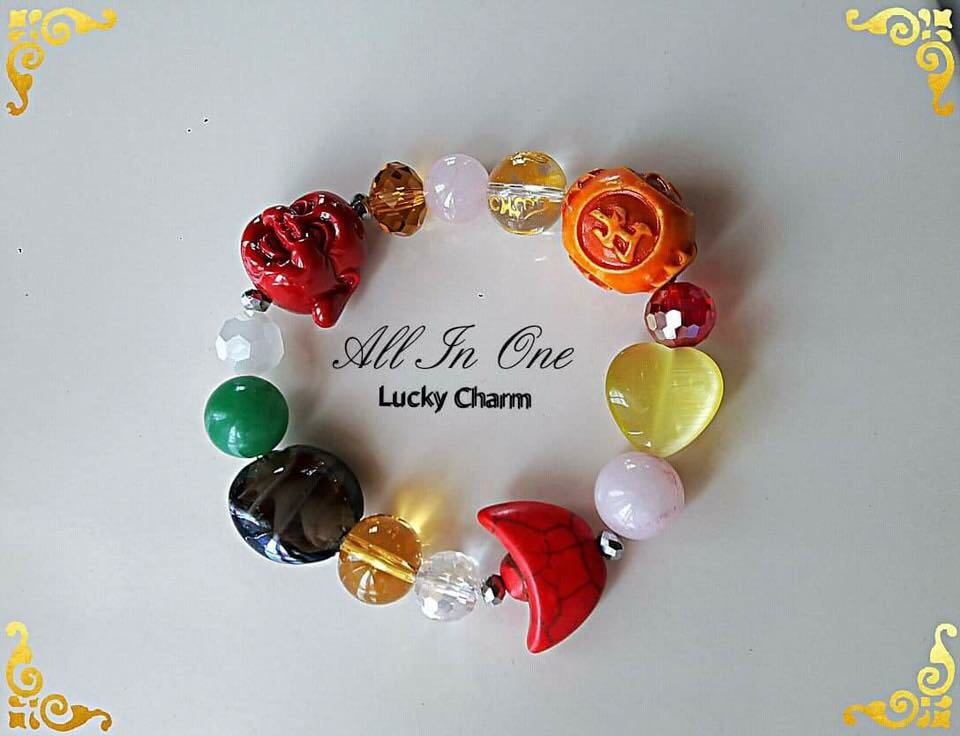 Lucky Charm Bracelet Women S Fashion Jewelry On Carousell