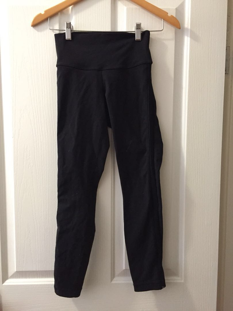 Lululemon High Times Pant (Wing Mesh)- CAN 4