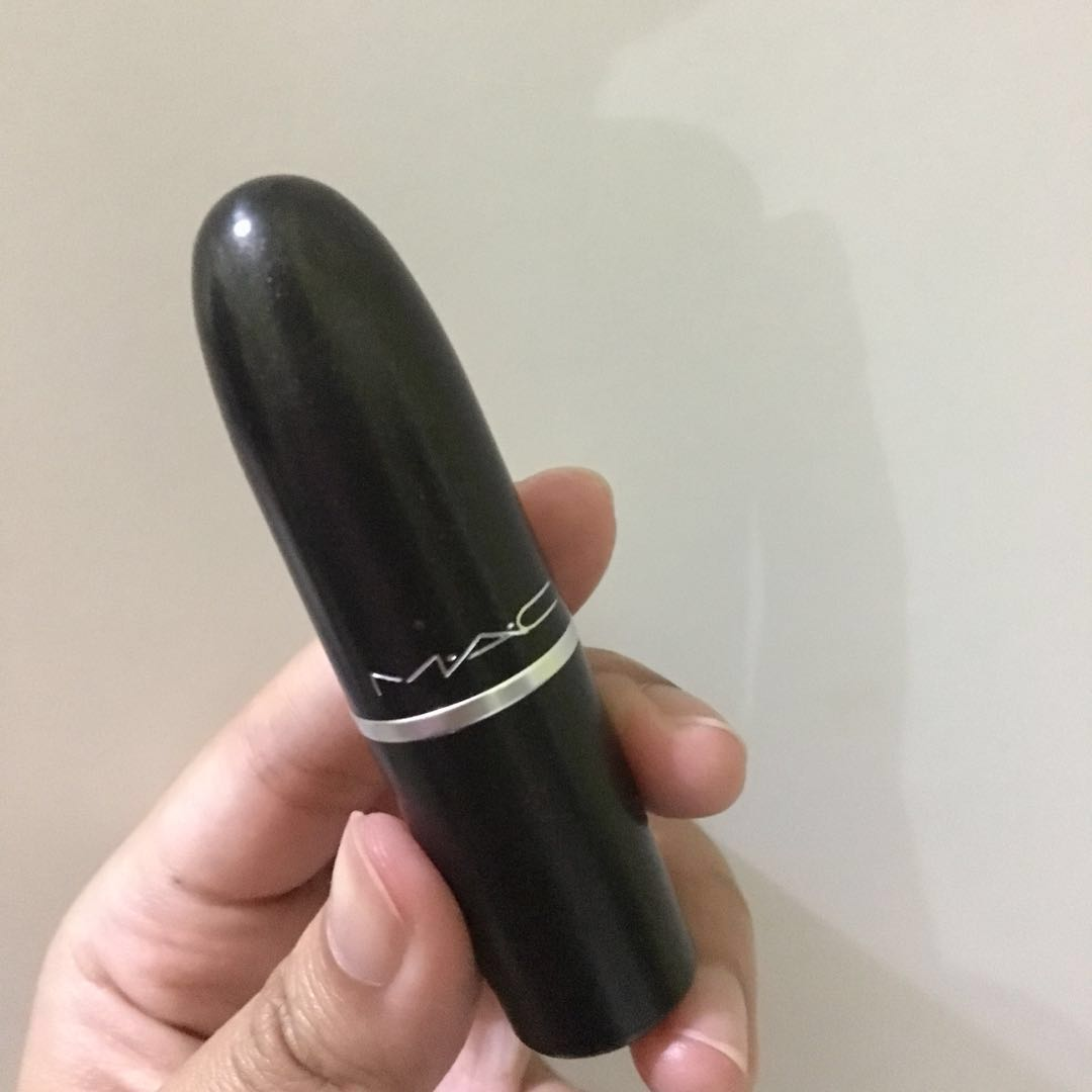 Mac Amplified Lipstick Chatterbox [ORIGINAL no box]