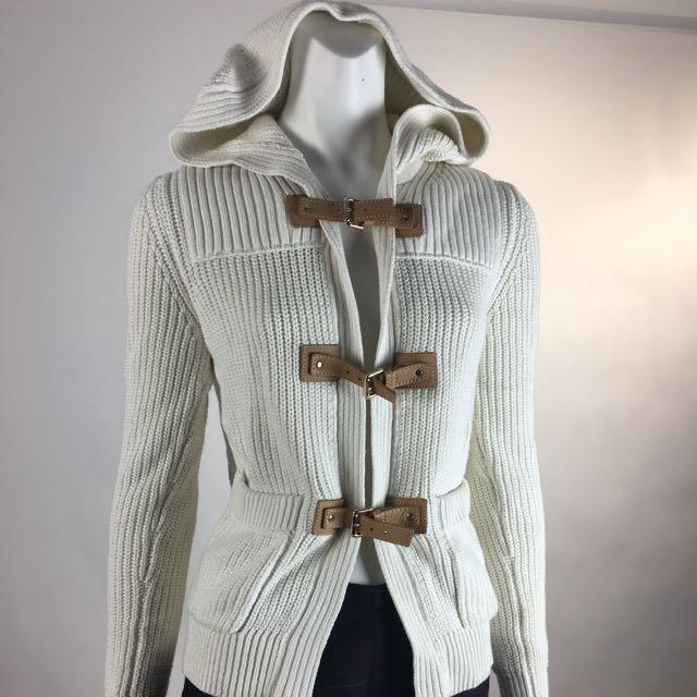 Massimo Dutti knit hoody