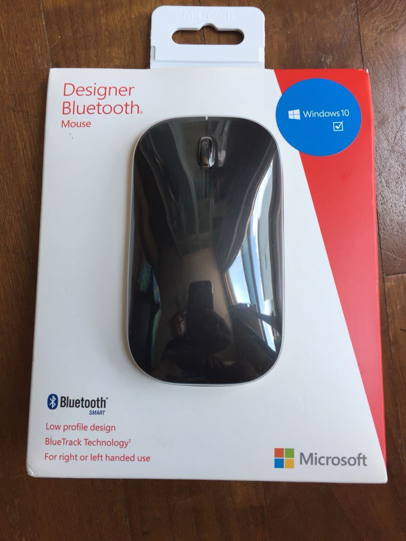 Microsoft Designer Bluetooth Mouse Electronics Computer Parts Accessories On Carousell