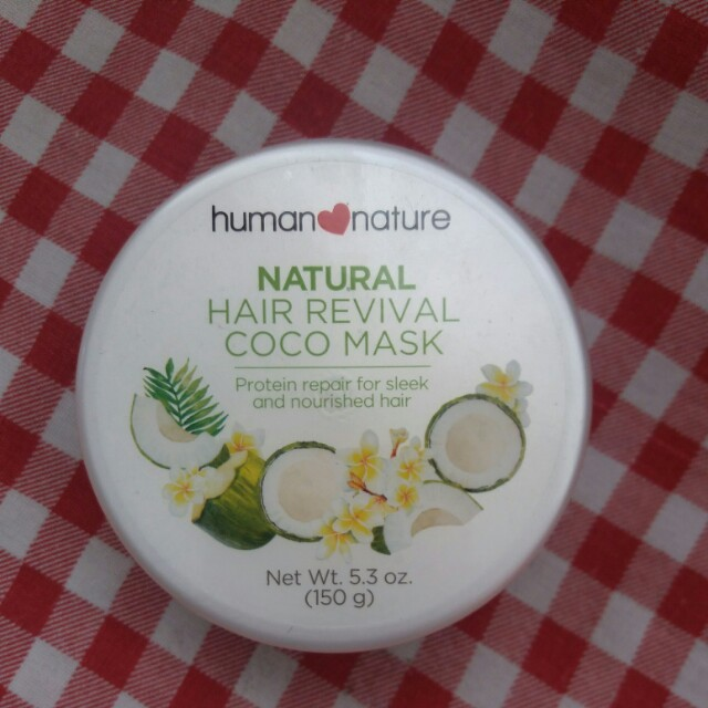 Natural Hair Revival Coco Mask