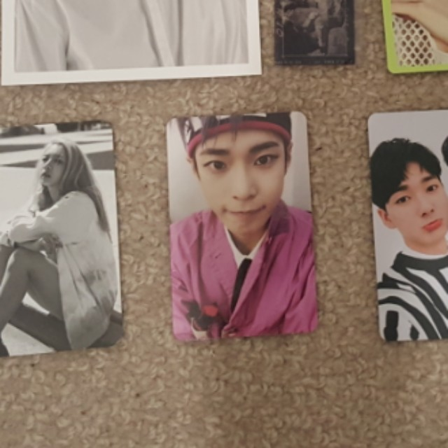 NCT CHERRY BOMB DOYOUNG PC