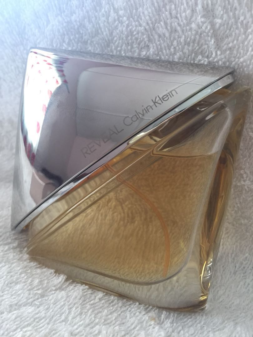 NEW : Calvin Klein REVEAL Eau de Parfum 50 ml