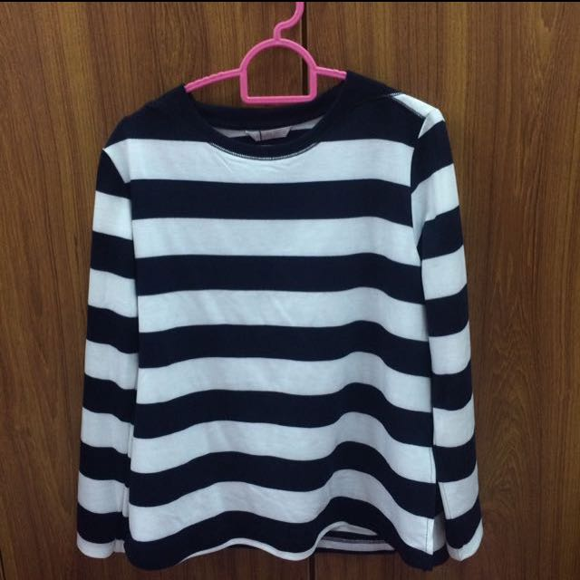 NEW Padini Stripes Top