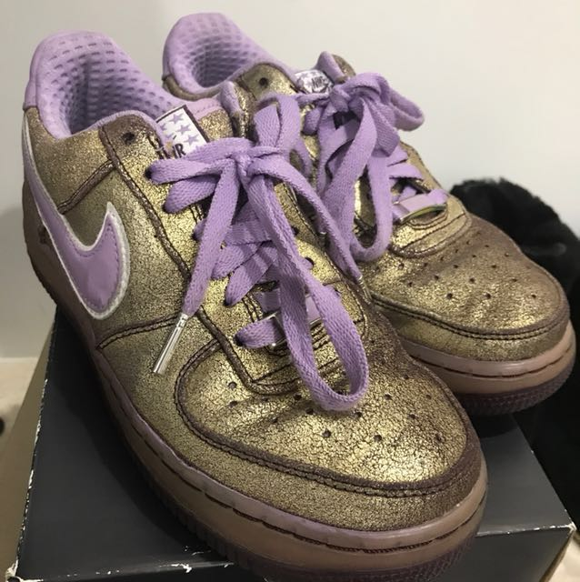 separation shoes dc3ae 05afb Nike Air Force 1 25th Anniversary Limited Edition w/ box ...