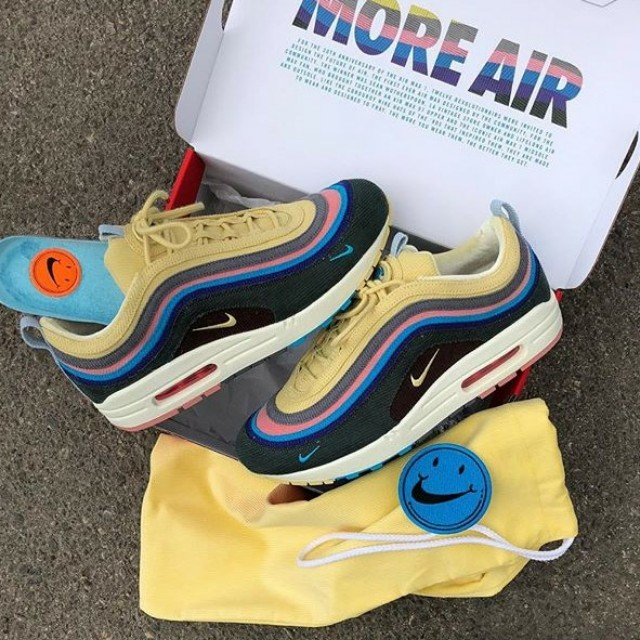 Nike Air Max 1 97 Sean Wotherspoon f6e8ecf96