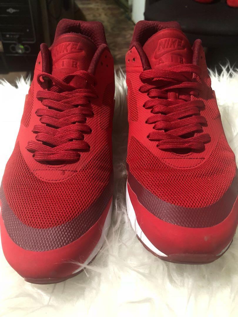 Nike airmax ultra red