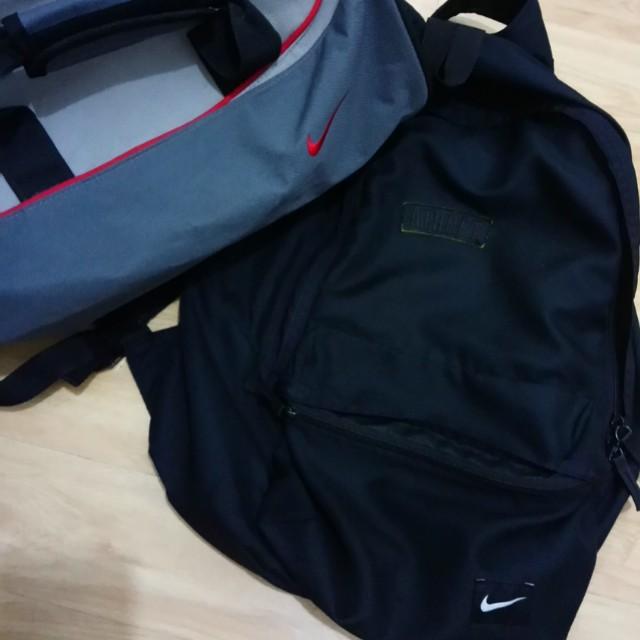 943b33a27891 Nike Backpack and Duffel Bag