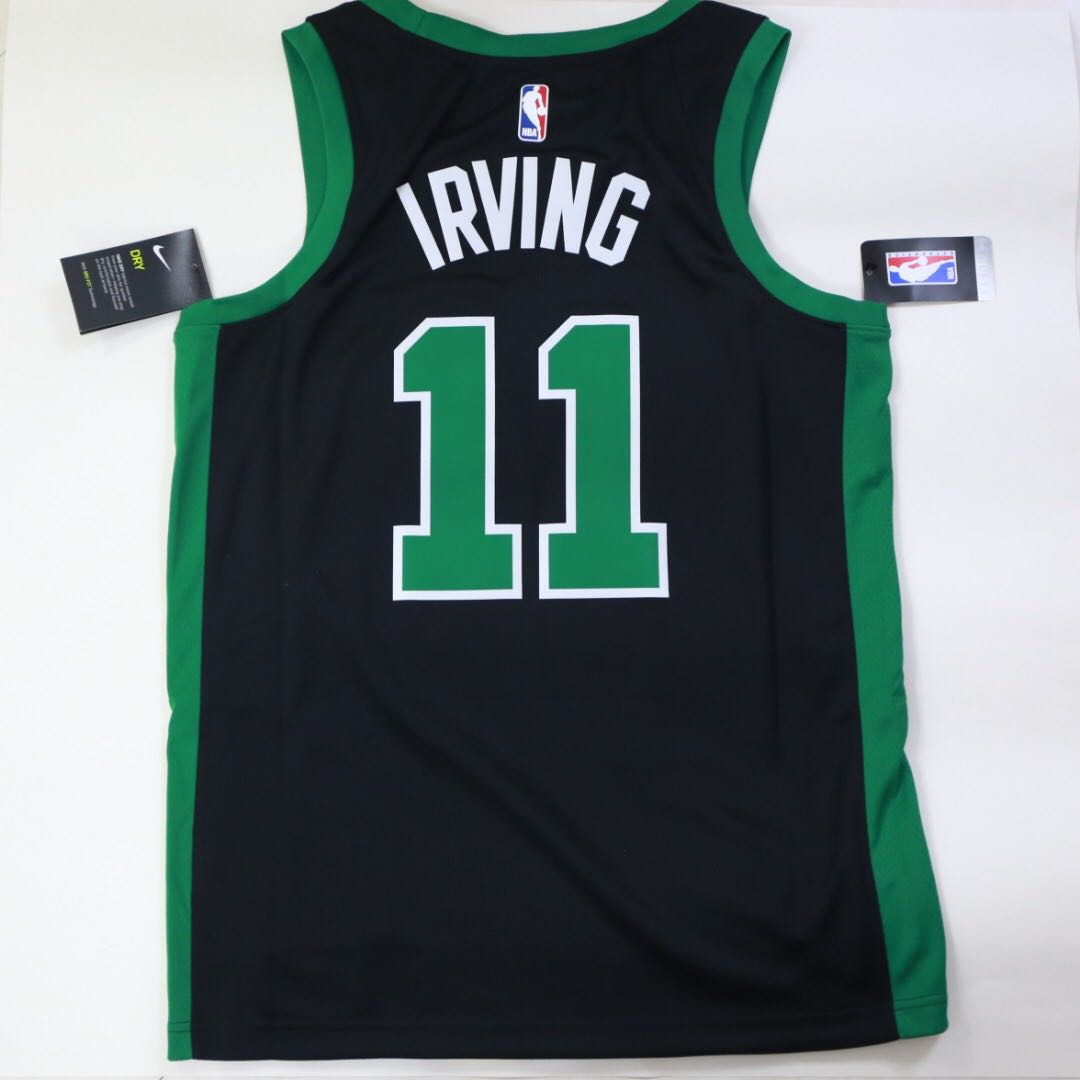 🏀現貨一件🏀NIKE NBA BOSTON CELTICS KYRIE IRVING STATEMENT SWINGMAN ... 21e170e38