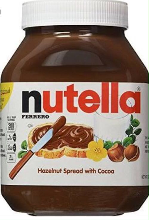 Nutella 950 grams Sealed