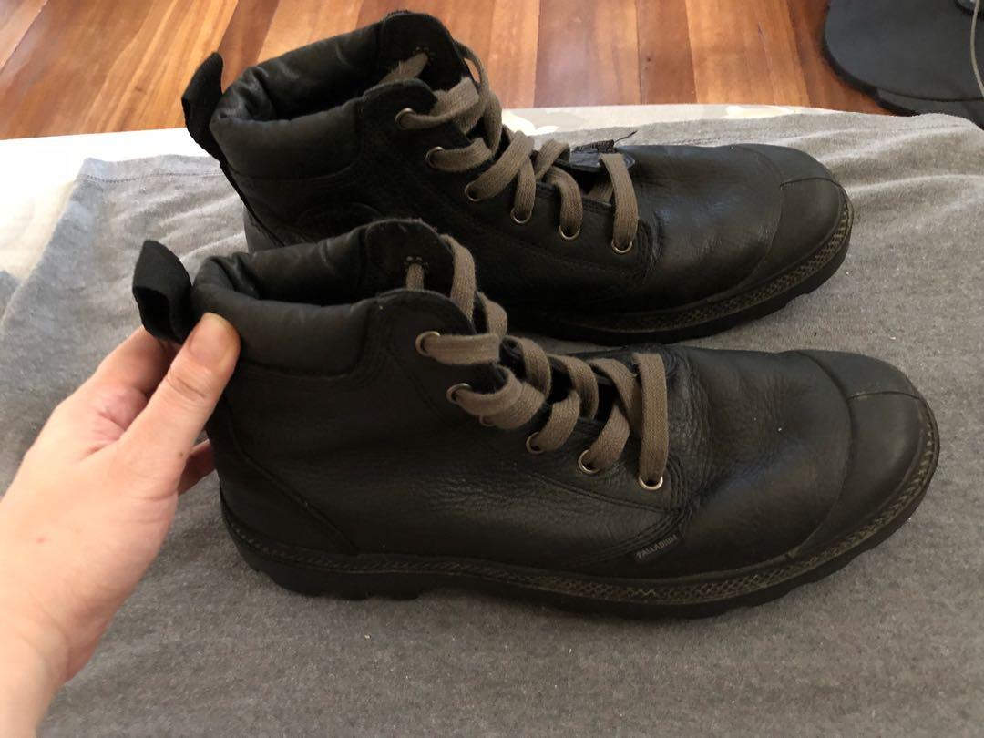 Palladium casual boots