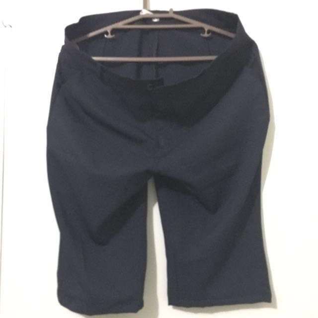 Plus size Below the Knee Shorts