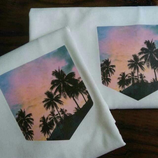 Pocket Tees Shirt XS-XXL OPEN FOR CUSTOMIZED DESIGN