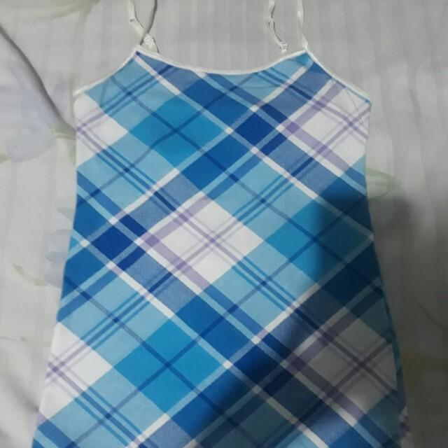 Preloved sando / sleeveless