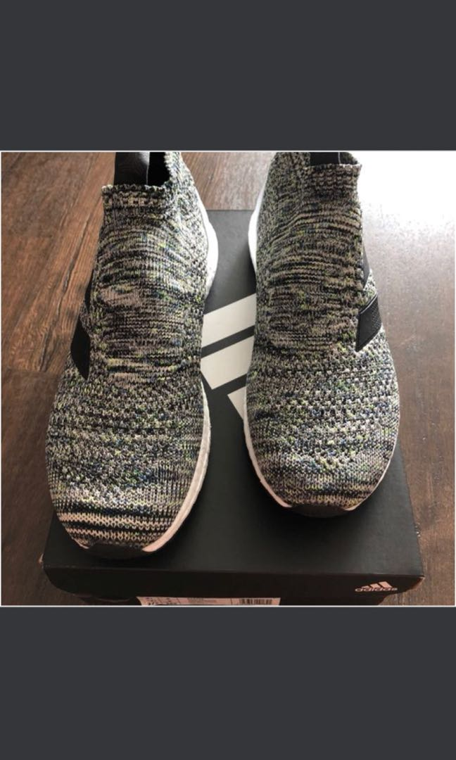 quality design 37e22 70043 Price firm Us9.5 Adidas Ace 16 Ultraboost Boost Oreo, Men's ...