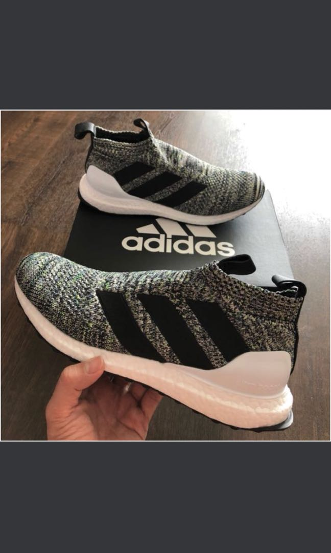 95ff2772698 Price firm Us9.5 Adidas Ace 16 Ultraboost Boost Oreo