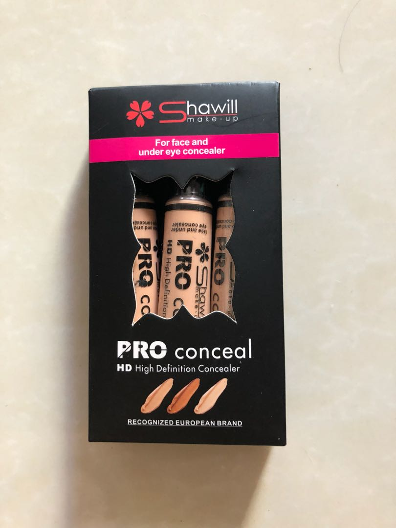 PRO High Definition Concealer