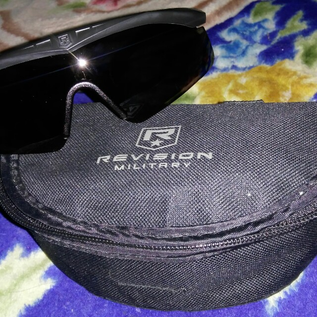 141af63957d2 Revision Military Sawfly High-Impact Polarized Deluxe
