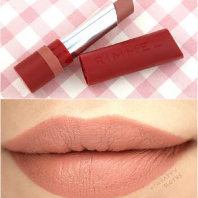Rimmel London Matte Lipstick in '700 Trendsetter'